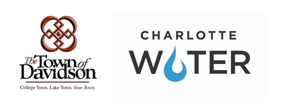 Town and Charlotte Water banner