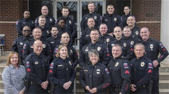 Davidson Police Department - 2019