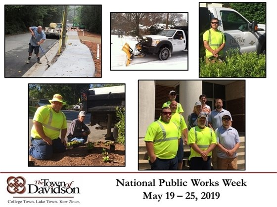 National Public Works Week 2019