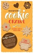 Cookie crawl poster