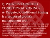 Targeted Conditional Zoning