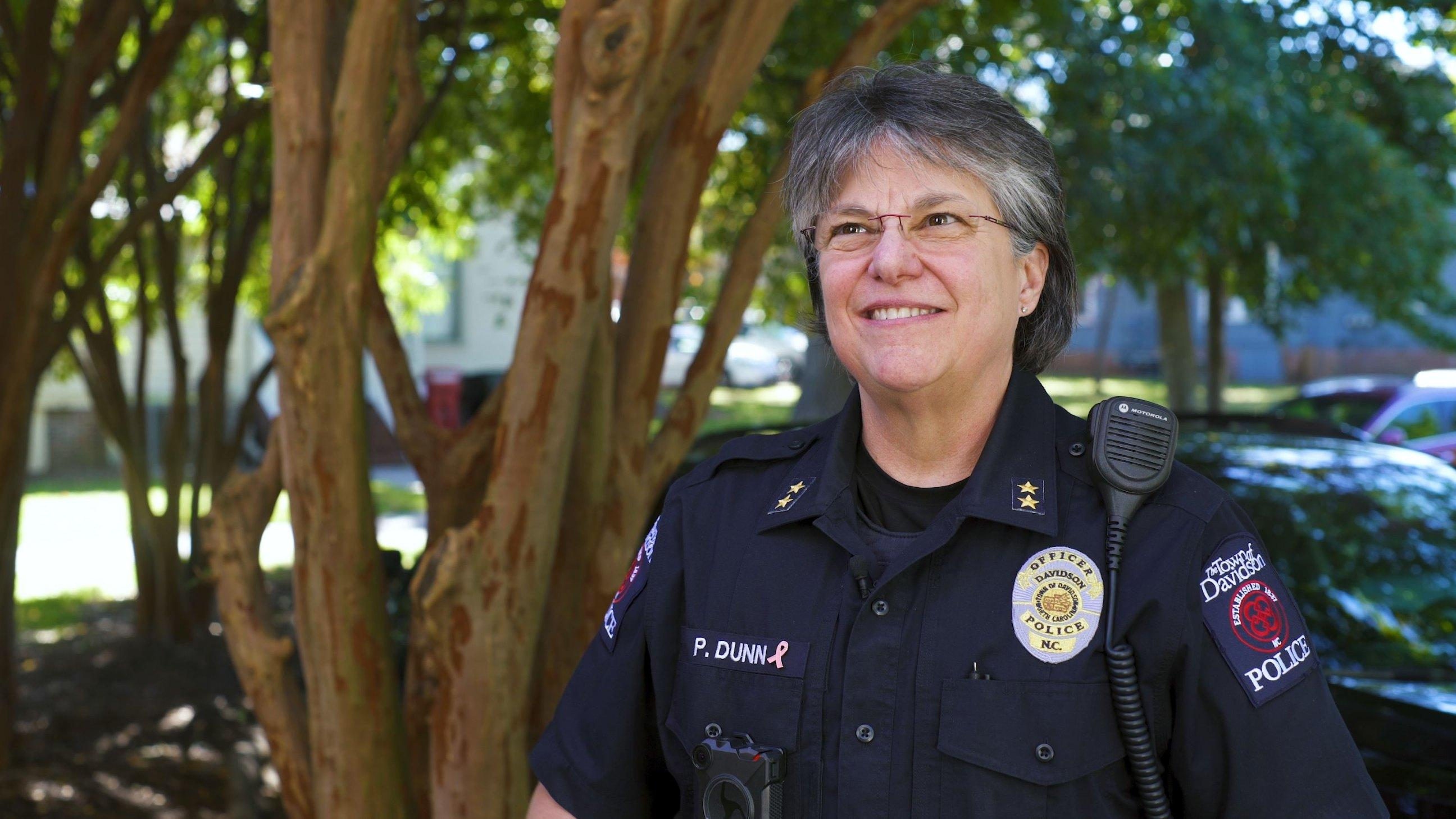 Penny Dunn, Chief of Police