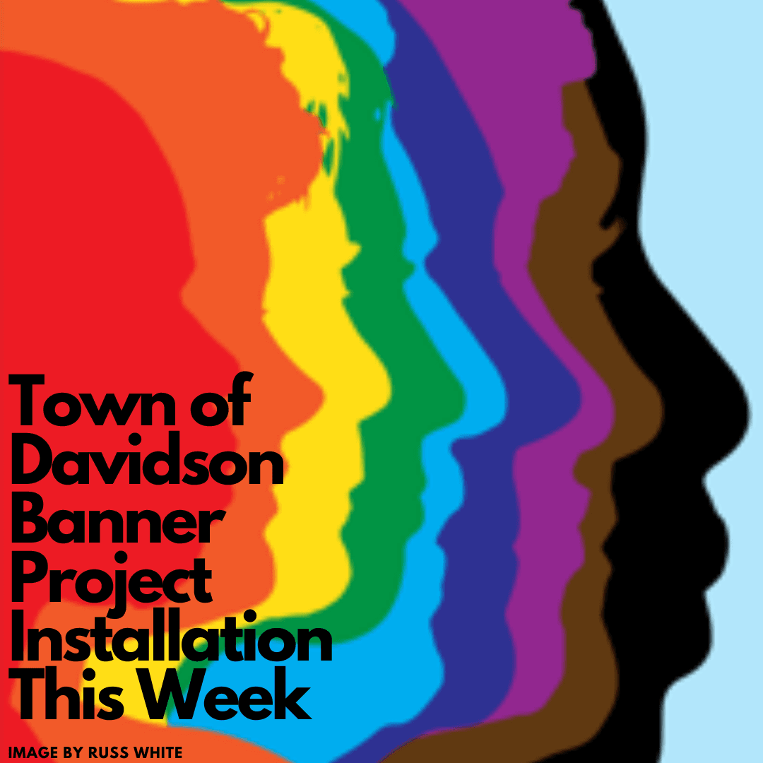 Town of Davidson Banner Project