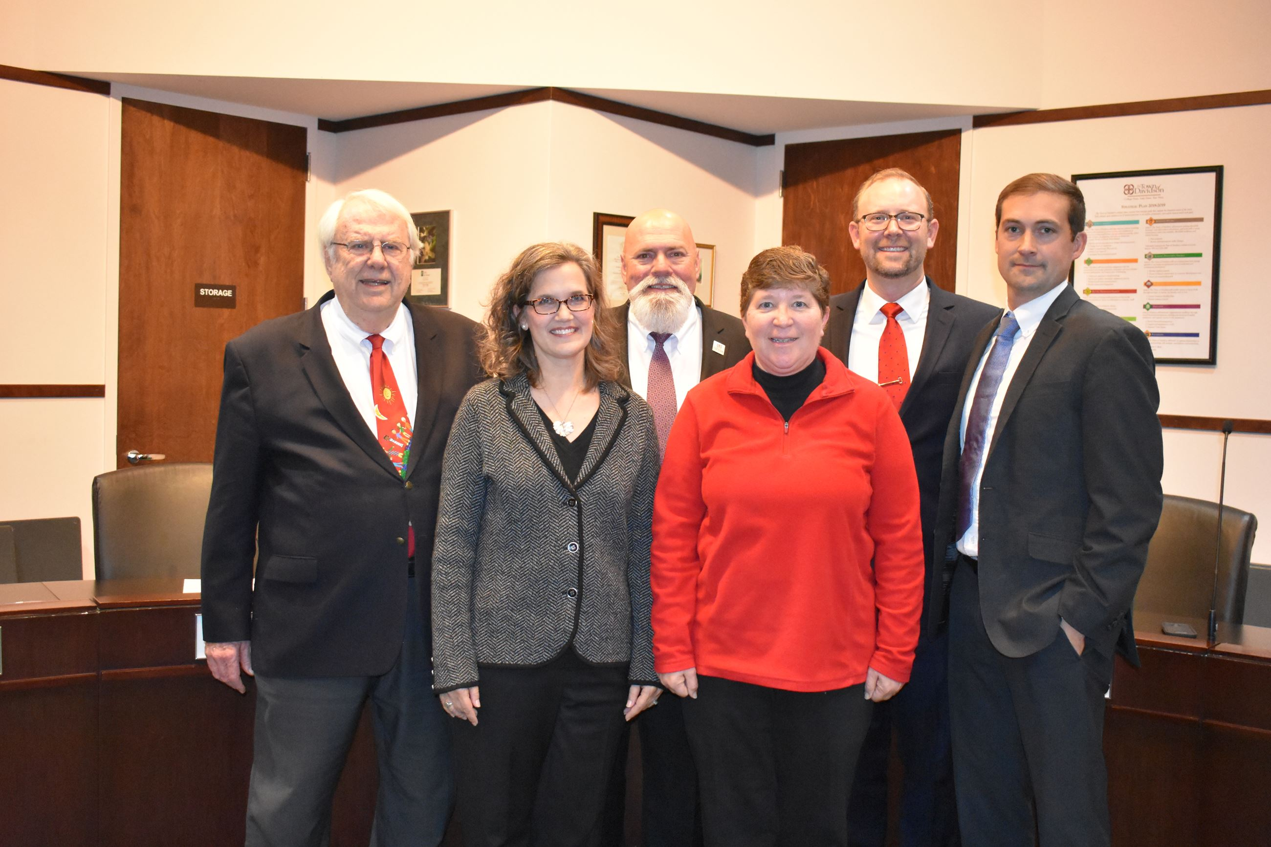 Davidson Board of Commissioners