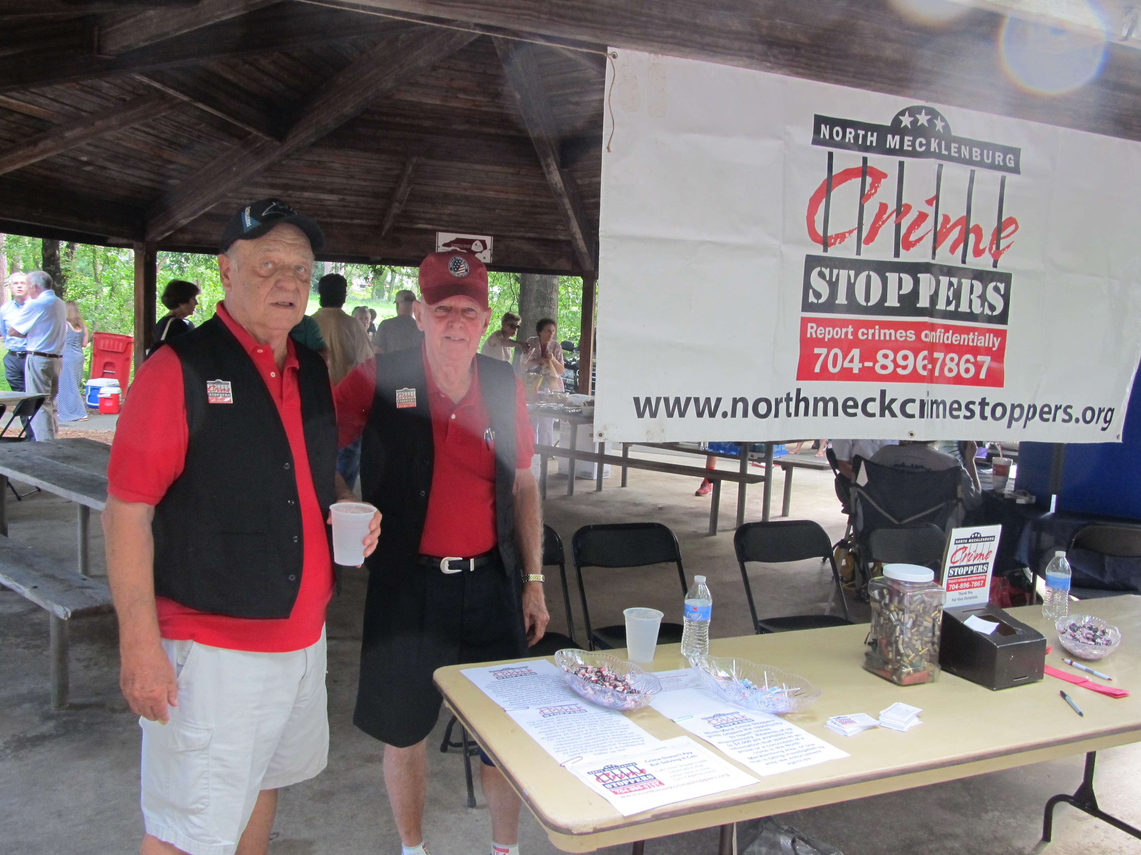 2014-08-05 NNO North Meck Crime Stoppers